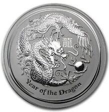 1/2 oz Perth Comme neuf Année du Dragon 2012-Lunar Dragon-meilleur prix!!!
