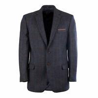 Brook Taverner Men's Ross Sb2 Side Vents Classic Tweed Jacket