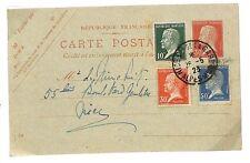 AC387 1923 France Post Card Nice  {samwells-covers}PTS