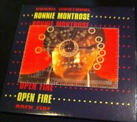 *NEW* CD Album Montrose - Open Fire (Mini LP Style Card Case)