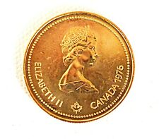 1976 SOLID GOLD OLYMPIC COMMEMORATIVE COIN