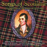 Songs of Scotland CD