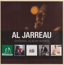 Al Jarreau / We got By, Glow, All Fly Home,This Time, u.a (5-CD-Box-Set, NEU!)
