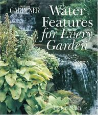 Country Living Gardener Water Features for Every Garden