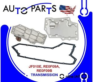 JF010E, RE0F09A TRANSMISSION FILTER GASKET for 03-16 NISSAN ALTIMA MAXIMA MURANO