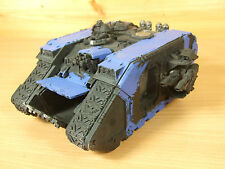 PLASTIC SPACE MARINE LAND RAIDER PAINTED (L)
