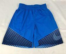 Nike MEN'S Athletic Basketball Shorts Loose Hyper Elite Blue 849520 Size XL