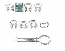 Palmer Rubber Dam Clamp Forceps Assorted Set Dental Orthodontic Instruments