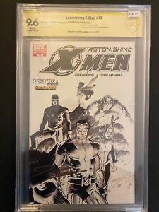 Astonishing X-Men 13 Megacon 2006 Variant Cassaday Signature CBCS 9.6 CL61-37