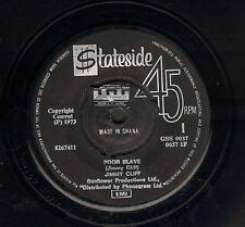 "JIMMY CLIFF - Poor Slave (RARE 1973 REGGAE VINYL SINGLE 7"" GHANA)"