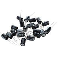20 X 1000Uf 10V 105C Radial Condensatore Elettrolitico 8X11Mm F9C1