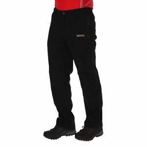Regatta Dayhike II Mens Golf Stretch Softshell Rain Waterproof Trousers RRP £80