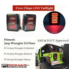 LED Luz De Freno Tercera Luz trasera trasero para 07-16 Jeep Wrangler JK 2 puertas 4 puertas