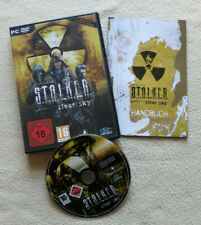 S.T.A.L.K.E.R.: Clear Sky (PC-DVD-ROM, 2008, DVD-Box) USK 18