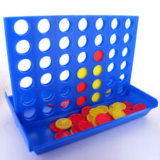 Big 25cm LINE-UP 4 Connect Four in a Line 4-1 Row Bingo Traditional Board Game