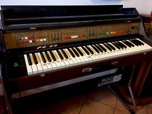 Organo anni 70 Paolo Soprani PS80 Vintage Leggi Bene No Farfisa Hammond Elka