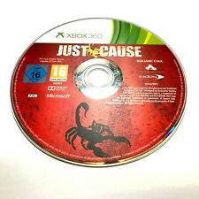 Just Cause (Microsoft Xbox 360, 2006) PAL Disc Only #40732