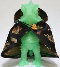 POPSODA x RESTORE JUNGLE FEVER Fog Vinyl Figure Sofubi Kaiju 2017 DRAGON CAPE