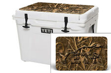 24mil Wrap for Yeti 45qt Cooler Decal LID KIT Accessory Skin Wing Duck Head Camo