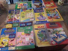Leap Pad Books / Leap Pad Games