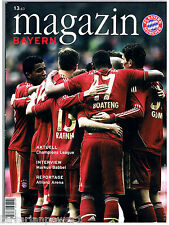 FC Bayern-Magazin vom 10.03.2012  FC Bayern - TSG 1899 Hoffenheim