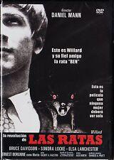Dvd la Revolución de las ratas - Willard