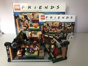 Lego 21319 Friends Central Perk Boxed