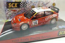 SCX Citroen Xsara WRC Artnr. 60740