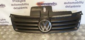 GR VW POLO 9N Front Upper Grill 6Q0853651 2004 10825470