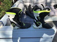 Alpinestars Smx Plus Boots Size 44 Uk 9.5