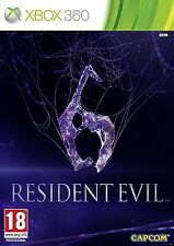Resident Evil 6 XBOX 360 (2 disques) #K2131