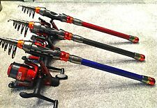 NORWAY ICE FISHING ROD & REEL FINLAND NORWAY ICELAND TRAVEL ICE FISHING ROD REEL