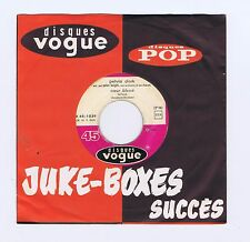 45 RPM SP JUKE BOX PETULA CLARK COEUR BLESSE (1962)