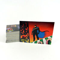 1995 Skybox The Adventures of Batman & Robin Trading Card Set (90)