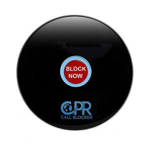 CPR Shield Bloqueador de Llamadas con 2000 Conocido & Adicional 1500 Numero Spam