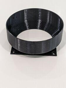 SET of 3 -  120mmx120mm 6 inch Round -  Heat Management Fan Shroud