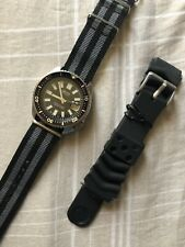Modified 1995 Seiko 7002-7000 Automatic Dive Watch (62mas Style Dial)