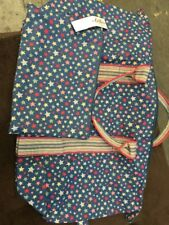 Cath Kidston Stars Foldaway Overnight Bag, New with Tags