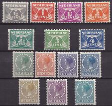 R57-70 Tweezijdige hoekroltanding 1930 postfris (MNH)