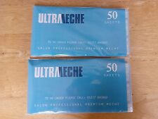 2 x Ultrameche 50 SHEETS Long Ultra Meche (EASI MECHE) High lights highlighting