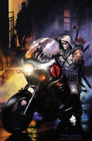 GI Joe Snake Eyes Deadgame 2 IDW 2020 Tyler Kirkham Virgin Purple Rain Variant