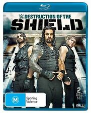 WWE - The Destruction Of The Shield [Blu-ray]