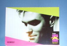 Morrissey ProSet Super Stars MusiCards (1991) US 1 cards: #79