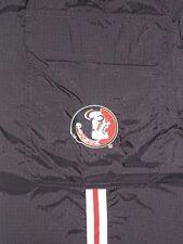 NCAA Florida State Seminoles Wind Nylon Pant Medium Large  Black College