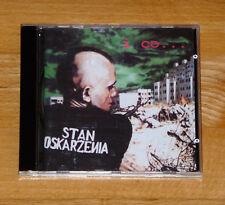 STAN OSKARZENIA - i co... - CD - TOP - conflict deazerter crass polen polska