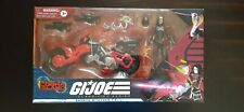 G.I. Joe Classified Series Baroness with Cobra COIL Motorcycle Target Exclusive