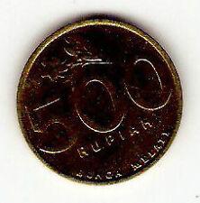 offer> indonesia 500 rupiah 2000 bunga merati