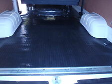 Toyota SLWB Hiace Cargo Rubber Floor Mat All About Vans at Chipping Norton