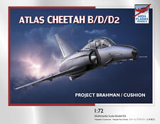 1:72 HIGH PLANES Atlas Cheetah B/D/D2 South Africa - Revised Tooling