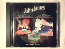 JOHN JAMES Sky in my fire / Head in the clouds cd UK